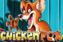 Chicken Fox - играть онлайн | ROX - без регистрации