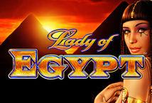Lady of Egypt - играть онлайн | ROX - без регистрации